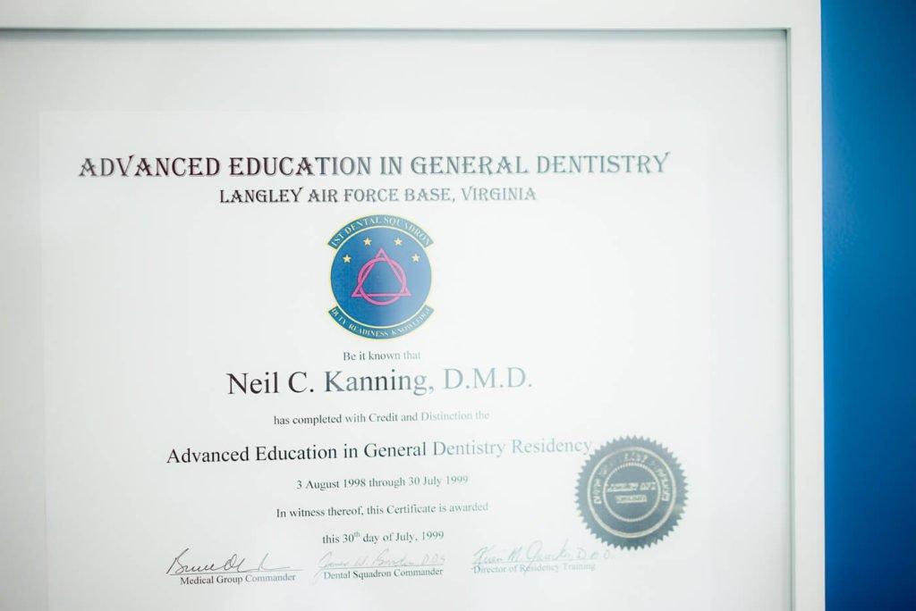 Kanning Orthodontics Meet Dr Neil Kanning