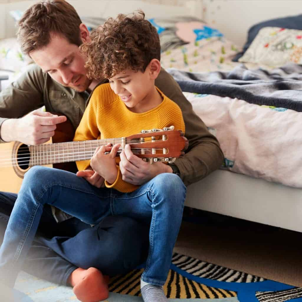 guitar-1024x1024 7 Fun Activities That You Can Do At Home