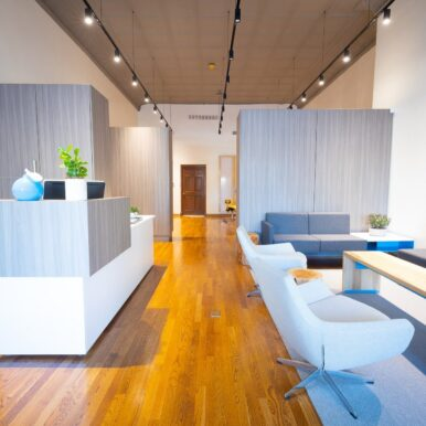 Office-Interior-Kanning-Orthodontics-2020-Kansas-City-Missouri-Orthodontist-7-386x386 Kanning Orthodontics - Liberty Missouri Braces & Invisalign